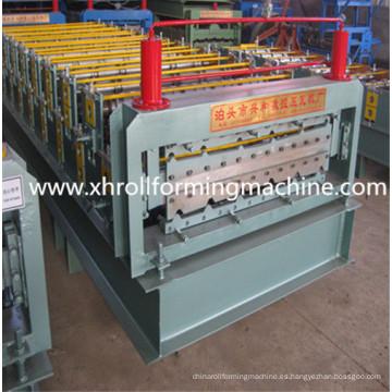 Máquina perfiladora en frío automática de paneles de techo y pared