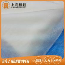 Tissu non-tissé de Spunbond de polyester de Pla de Meltblown de Changhaï