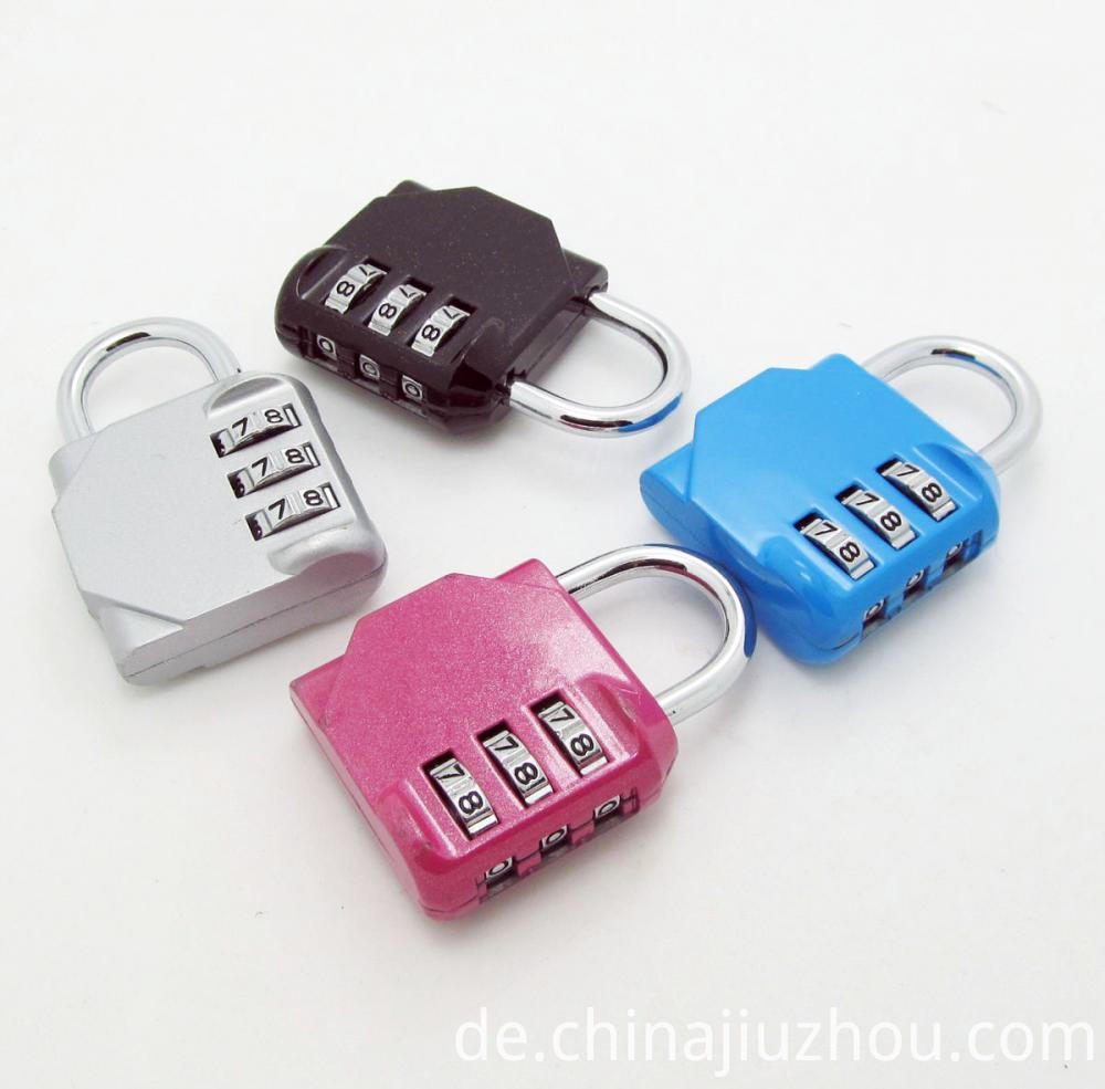 Clean Smart Combination Lock