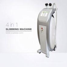 Уменьшение тела супер тонкий & физической терапии аппарат ультразвуковой массажер для похудения