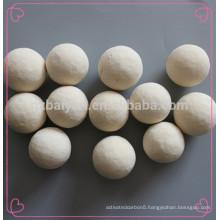 92% 95% Al2o3 High Density Ceramic Alumina Balls For Ball Mill