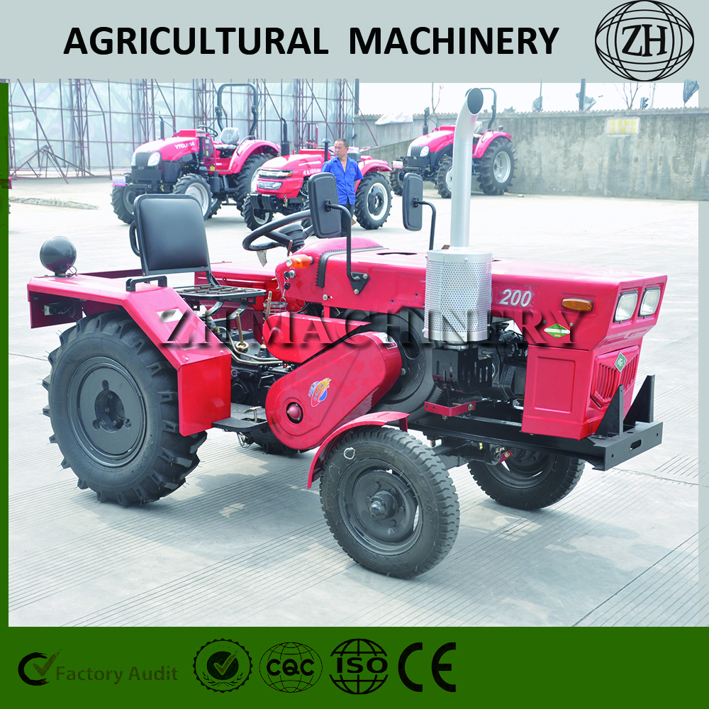 Cheap 4x4 110cc Mini Tractor