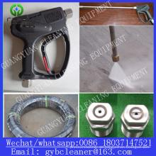 Wasserstrahlmaschine Betonoberfläche Schruppen Maschine