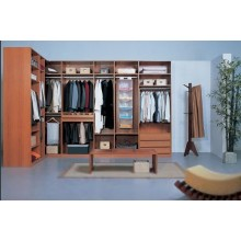 Bedroom Closet Wood Wardrobe Cabinets (HOT SALE)