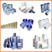 Guangdong manufacturer pvc super clear shrink film wholesale with competitive price