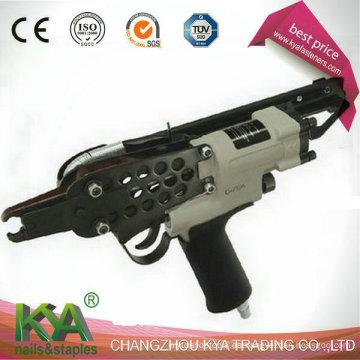 C-7ea Hog Ring Gun para fabricación de colchones