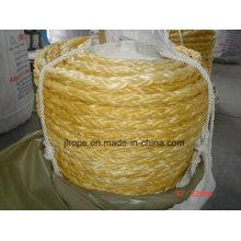 Cordes de polyéthylène macromoléculaires (3 couches / 8 couches)