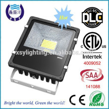 Solar led flood lights 12-24V ao ar livre