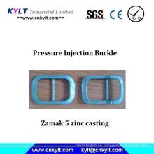 Cabeza de la hebilla de la inyección de la presión de la aleación del cinc