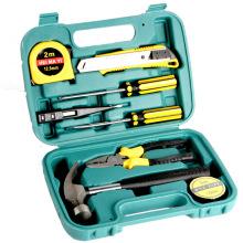 Ensemble d'outils de réparation Kit d'outils à main de ménage ensemble d'outils à main (HTL201401)
