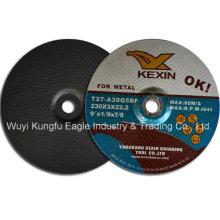 Venda quente Carboneto de Moagem de Moagem Abrasiva / Grinder Wheel