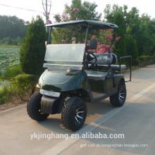 Carro de golfe elétrico da movimentação de 4 rodas com o carro de golfe competitivo do preço / 4x4