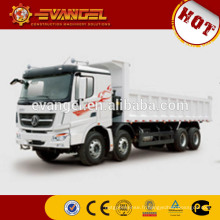 tandem camion à benne basculante Top vente BEIBEN marque camion à benne basculante à vendre camion à benne basculante de haute qualité