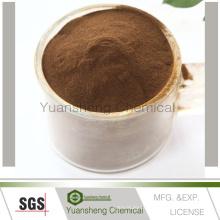 Pó de lignosulfonato de sódio de lignina como agente de flotação mineral