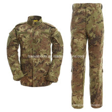 The Two Generation Acu Camouflage Suit