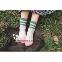Good Looking Children Cotton Socks Girl Stripe Cotton Socks Made From Colorful Cotton