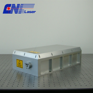 532nm high power water cooling LD pumped laser