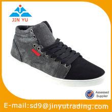 Chaussures de vulcanisation en toile de Chine, moins cher 2015