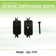 Plastic WPC Decking Clip (SY01)