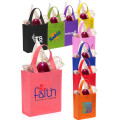 Low price fashion Reusable Advertising Paper Bag for shopping