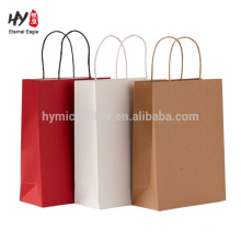 wholesale beautiful paper tote shopping bag