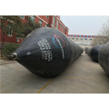 Cylindrical Rubber airbags Marine Airbag for Ship Launching