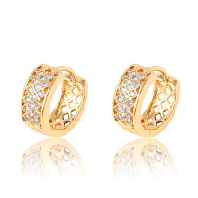 90975 Allibaba grossistes de bijoux en Chine meilleures ventes de boucles d'oreilles en or bijoux en or