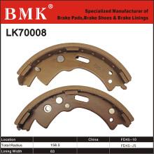 Patins de frein de chariot élévateur de qualité supérieure (LK70008)