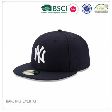 Flexfit-NY 3D Stickerei flache Bill Cap