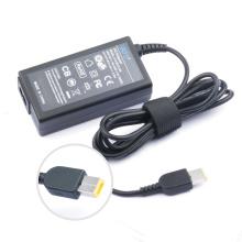 Желтый квадрат Совет 20V3.25А адаптер переменного тока для Lenovo