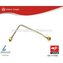 Tuyau d'huile de pompe d'injection de carburant de moteur Yuchai YC6G 150-1111040