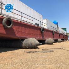 airbag marino de lanzamiento / aterrizaje / elevación / salvamento para barco flotante