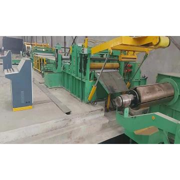 Máquina de divisão rápida de bobina de aço de precisão