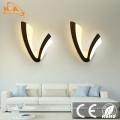 Guangzhou proveedor ahorro de energía 10W LED lámpara de pared al aire libre