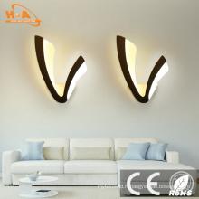 Guangzhou fournisseur économie d'énergie 10W LED lampe murale extérieure