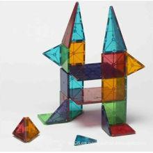 Magna Tiles El regalo perfecto para los niños inteligentes Juguetes educativos