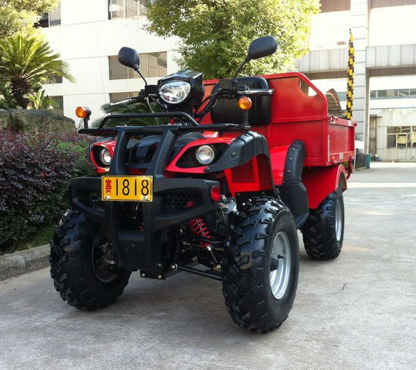 Automatic Quad Bike