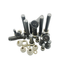 cheese head studs for arc stud welding 10m-m25 shear connector welding stud