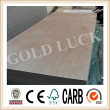 Qingdao Gold Glück Hochwertige Okoume Sperrholz für Verkauf (QDGL140828)