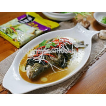 Fish condiment with Haidilao Seasoning & Pickled vegetable in Broth