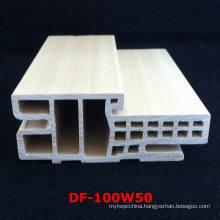 WPC Door Frame WPC Door Jamb WPC Door Architrave Israel Style Df-100W50