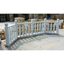 Balustrade Fence Baluster Fence with Stone Marble Granite (LG011)