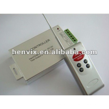 6 Key RF RGB LED Controlador