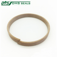 hydraulic cylinders wear ring hard fabric guiding seal