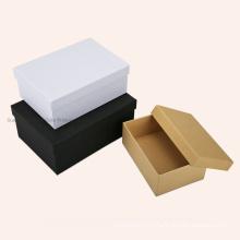 Custom Box Rigid Cardboard Paper Shoe Box for Clothing/Apparel/Shoe