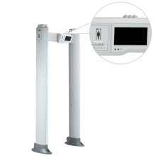 Touch Display LED Alarm Metal Detector Gate