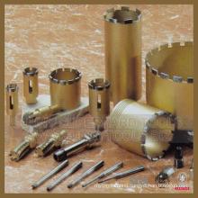 High Quality Dry Cutting Diamond Core Drilling Bits Tool