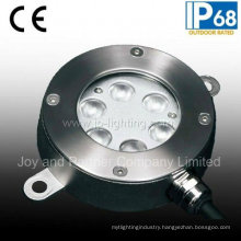 Stainless Steel 6W LED Underwater Swimming Pool Light (JP94261)