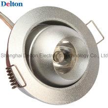 3W Flexible Dimmable Eye-Shape LED Cabinet Light (DT-CGD-009)
