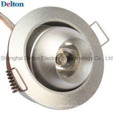 3W Flexible Dimmable Eye-Shape LED Cabinet Light (DT-CGD-009)